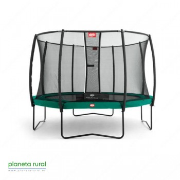 BERG CHAMPION GREEN 380 + SAFETY NET DELUXE