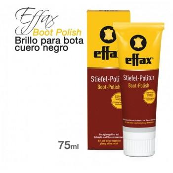 EFFAX CREMA BRILLO BOOT-POLISH 75ML