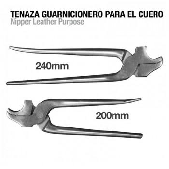 TENAZA PARA EL CUERO 200m.m.