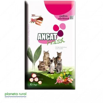 ANCAT FRESH STERILIZED 2 KG