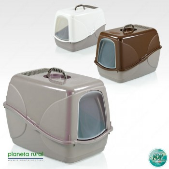 BANDEJA GATO BUFFY 54x38,5x38 MARRON