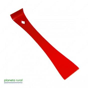 ESPATULA INOX. 25cm. TODA PINTADA