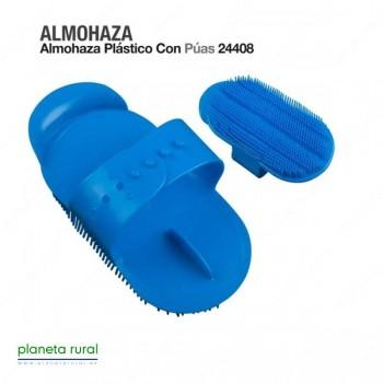 ALMOHAZA PLASTICO CON PUAS 24408