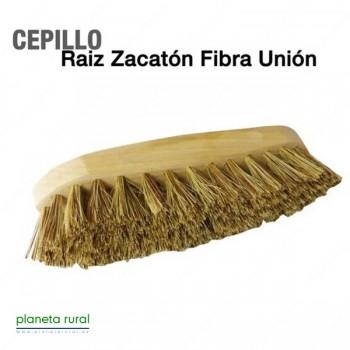 CEPILLO RAIZ ZACATON FIBRA UNION