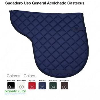 SUDADERO U/GENERAL ACOLCH. -CASTECUS- MR