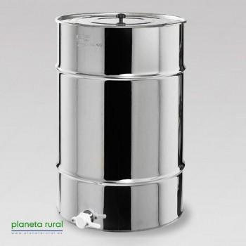MADURADOR INOX 400 Kg. SIN FILTRO C/GRIFO METAL