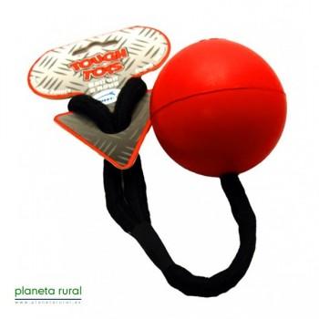 TT PELOTA ROPE BALL 8,25 CM ROJO