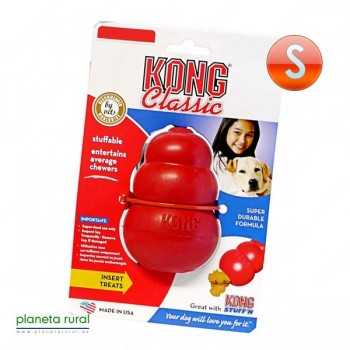 KONG CLASSIC RED 1-10 KG T- S