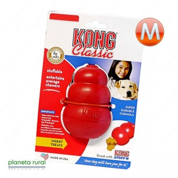 KONG CLASSIC RED 5-15 KG T- M