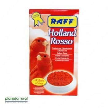 PASTA CRIA RAFF HOLLAND ROSSO 1KG (ROJA)