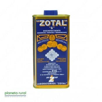 ZOTAL-G 415 c.c. 1/2 KG