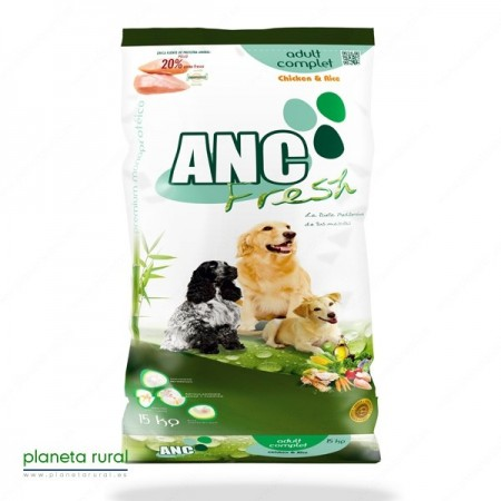 ANC FRESH COMPLET 15 KG