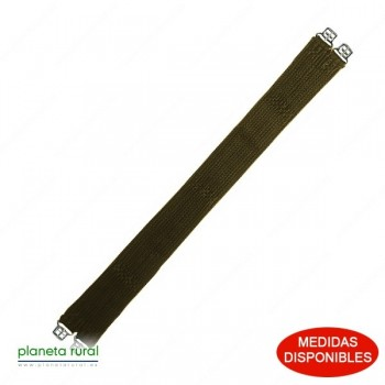 CINCHA CORDON NYLON 28000P MARRON 115CM