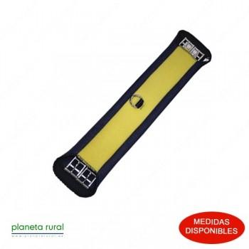CINCHA VILA'S NEOPRENO AMARILLO 50cm.