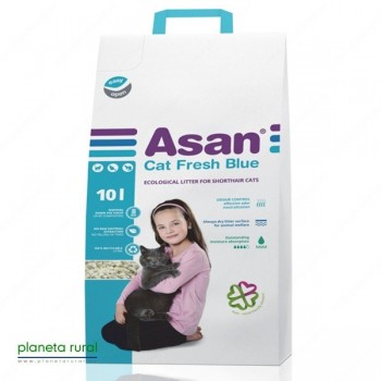 ARENA ASAN CAT FRESH BLUE 10 Lt.