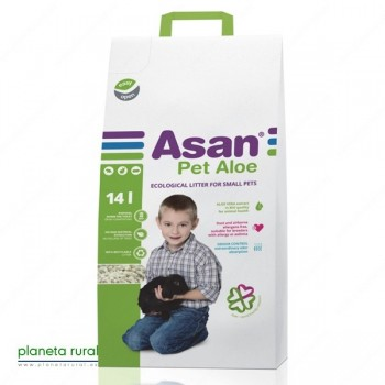 ARENA ASAN PET ALOE 14 Lt.