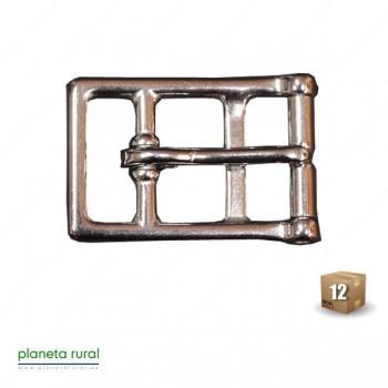 HEBILLA CINCHA INOX 2418021R-27 28M(12 U) PAVONADA