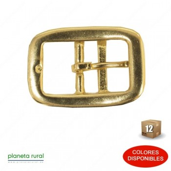 HEBILLA P/CABEZADA CUADRA 1 11808B-10 (12uds) DOR