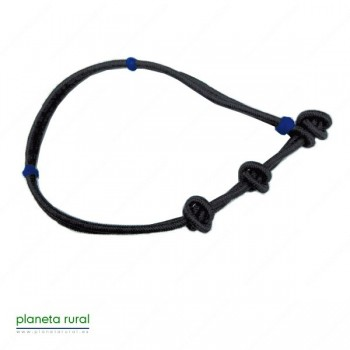 COLLAR CUERDA DOMA NATURAL 5758P-K