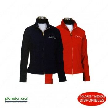 CHAQUETA LADY REGATTA JACKET AZUL L