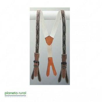 TIRANTE PIEL/ALGODON 1900/30