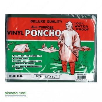 PONCHO NYLON PARA LLUVIA TP-6001-0D
