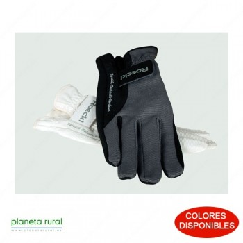 GUANTE MEREDITH/MICHAELS ROECKL AZUL 6.5