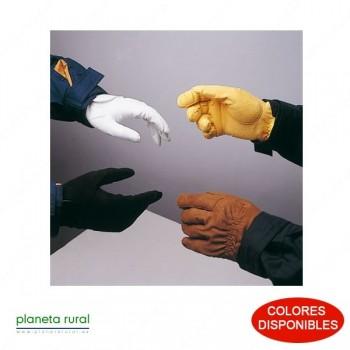 GUANTE MONTAR CLARINO GL001390 AM L
