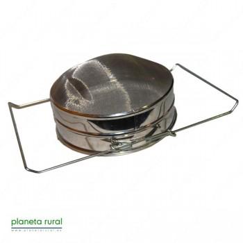 FILTRO EXTENSIBLE INOX OVAL + FILTRO PLASTICO