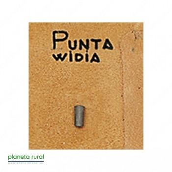 RAMPLON -PUNTA DE WIDIA- MONDIAL (50 UNIDADES)