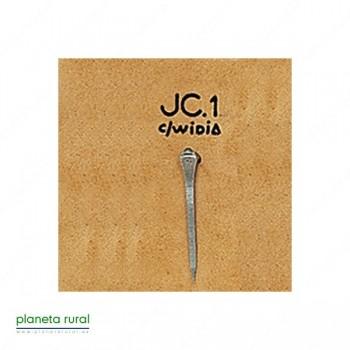 CLAVO CON WIDIA MONDIAL JC-1 (25 UDS)