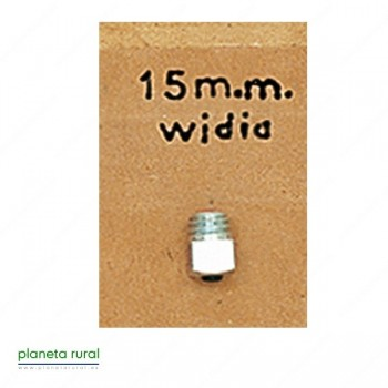 RAMPLON CON WIDIA 15MM (10UDS)TH-0215B15