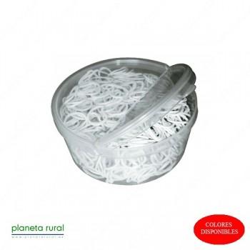 GOMA PARA CRINES 50151/R BLANCO
