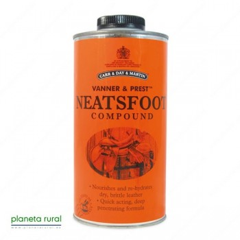 CARR y DAY ACEITE PATA BUEY NEATSFOOT 1L.