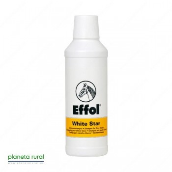 EFFOL CHAMPU CAB.BLANCO -WHITE STAR- 0.5L.