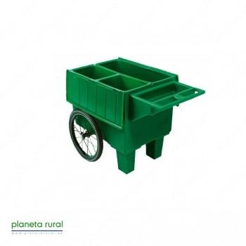 CARRETILLA P/PIENSO C/RUEDAS 700FC 115X82X62,,