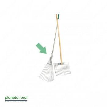 RASTRILLO METAL PLEGABLE TH-5145-1