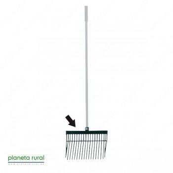 RASTRILLO-HORCA PVC TP-7092C