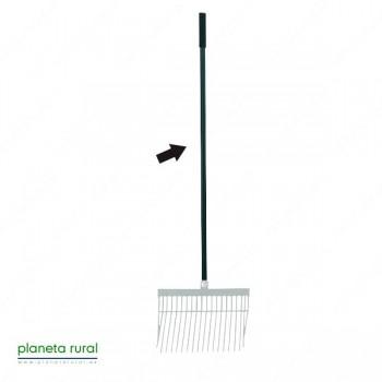 RASTRILLO-MANGO PVC TP-7092H