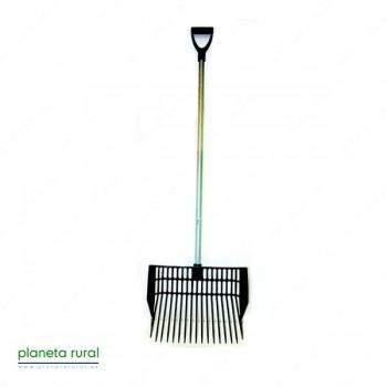 RASTRILLO-HORCA PVC CERRADA 2260-NH