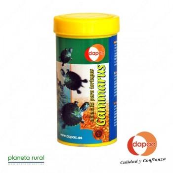 COMIDA TORTUGAS GAMMARUS DAPAC 250ML (28 gr)