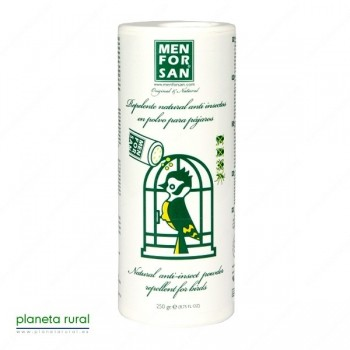 MENFORSAN REPELENTE NATURAL ANTI INSEC.POLVO 250GR